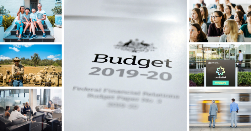 2019 – 2020 Budget Update