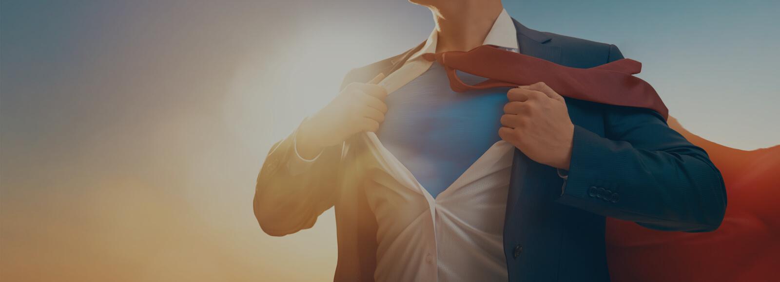 Superhero Bg