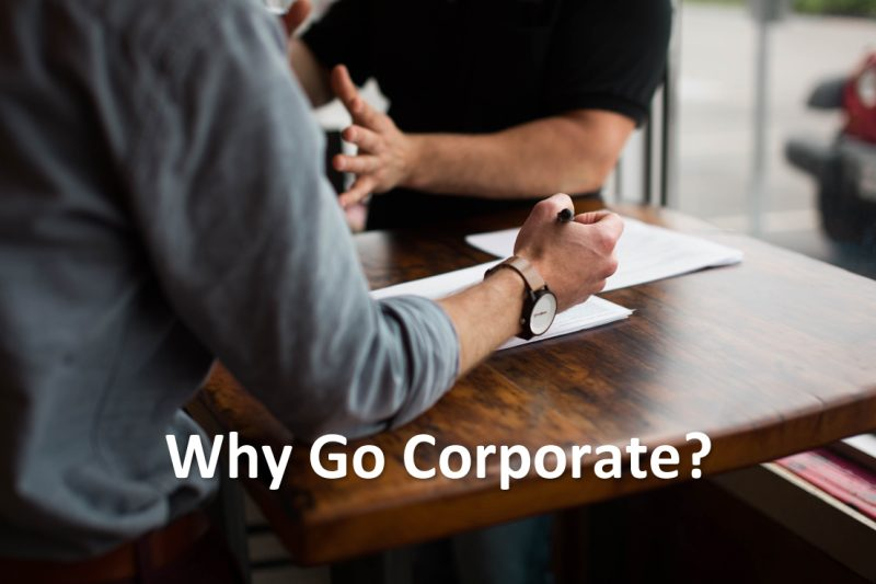 Why go Corporate? Special Purpose Corporate Trustee for your SMSF