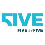 Five By Five Website Design Logo 300x225