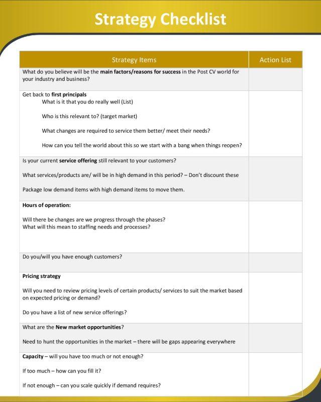 Strategy Checklist V2 Page 001