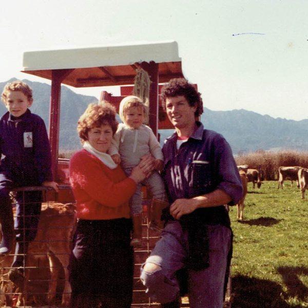 Murray Family Farm In Nz