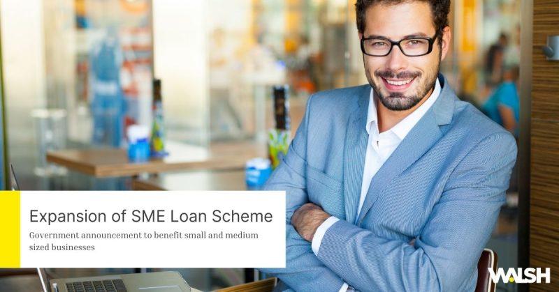 Expansion of SME Loan Scheme