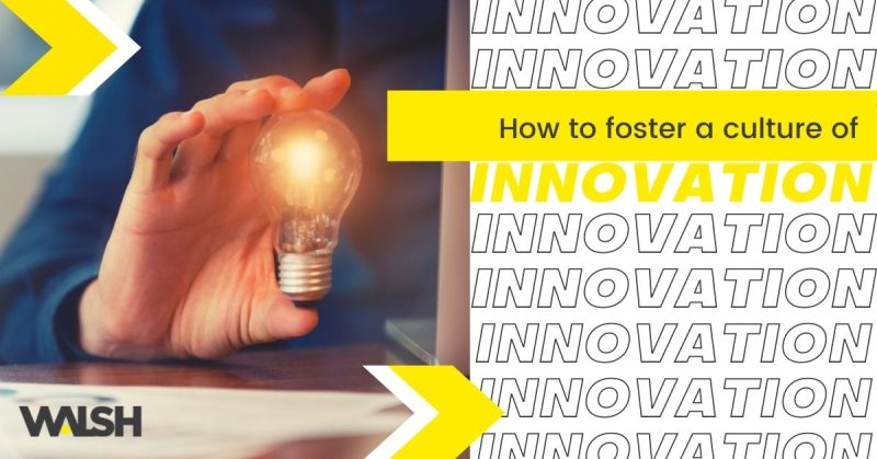 Why are some businesses able to innovate while others can't?