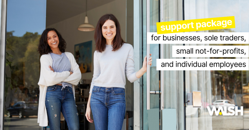 NSW Government COVID-19 support package