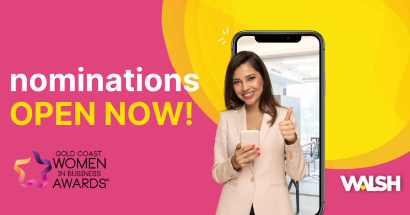 Gold Coast Women in Business Awards – Nominate NOW!